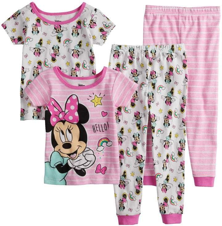 Disney Minnie Mouse Fille Lounge Pants