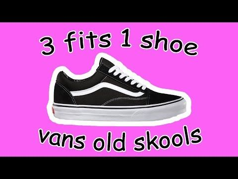 vans old skool black youtube