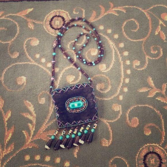 Beaded Tribal Coin Purse Festival Accessory Quality cute small coin purse Botique Bags