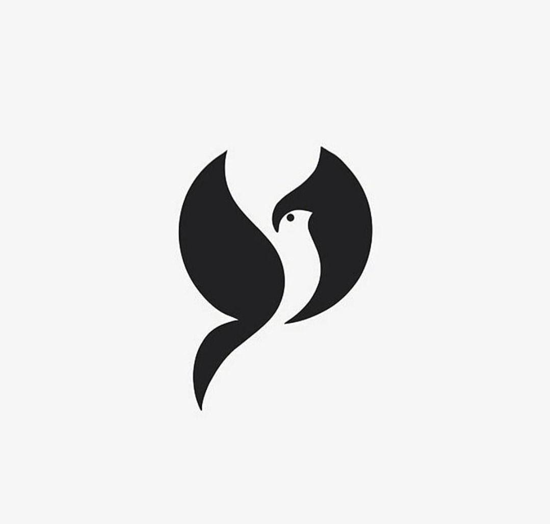 Creative Logo Designs Dove Logo Design Logo Design Creative Simple Logo Design