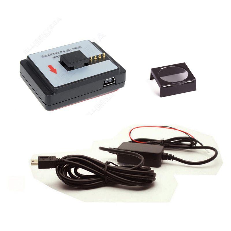 VIOFO CPL Filter Lens Cover + GPS module mount + 12V to 5V hardwire ...