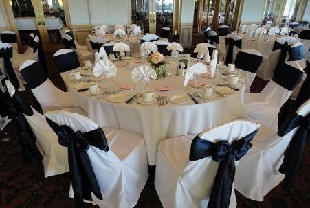 Wedding Linen Rentals.