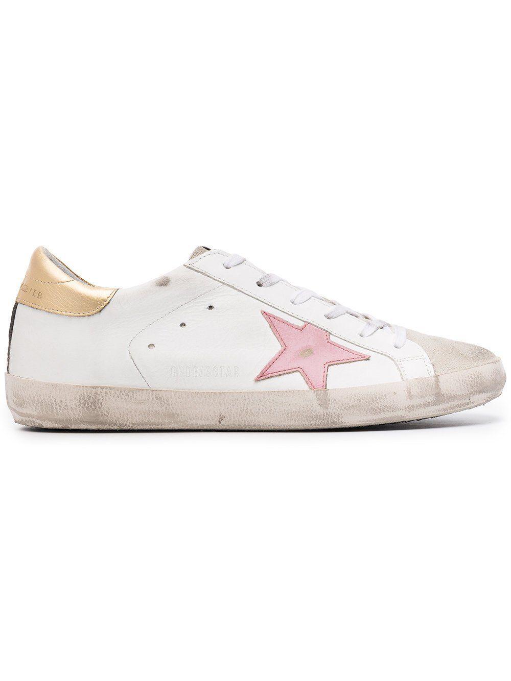 GGDB Pink \u0026 White Superstars | Golden