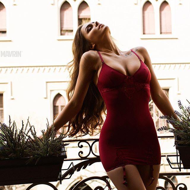 sexy Mädchen in Barcelona