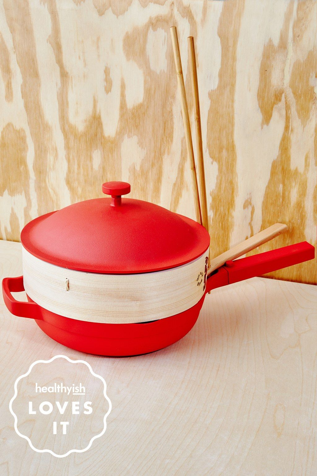 An All In One Pan I Use For Every Meal Pan Cooking Essentials Cool Things To Buy