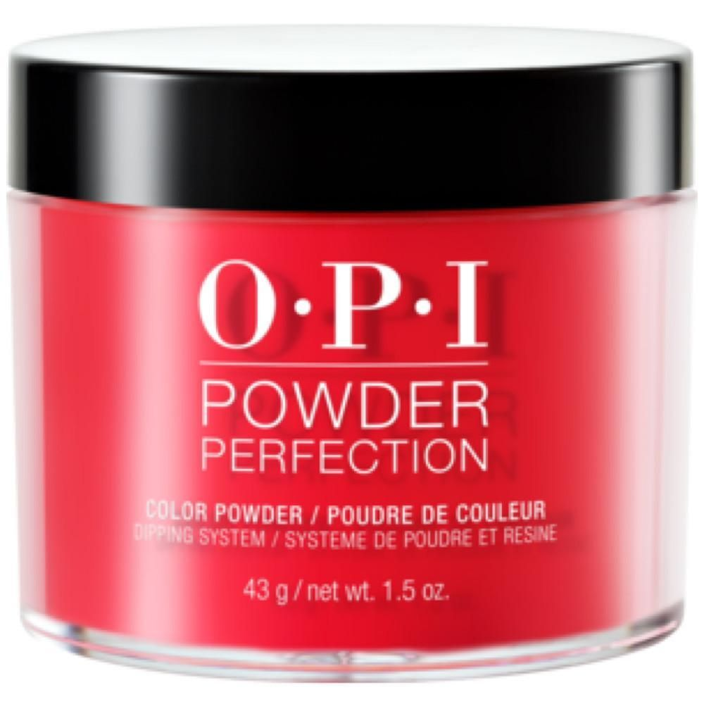 OPI Powder Perfection Cajun Shrimp #DPL64 43 g 1.5 oz OPI Powder ...