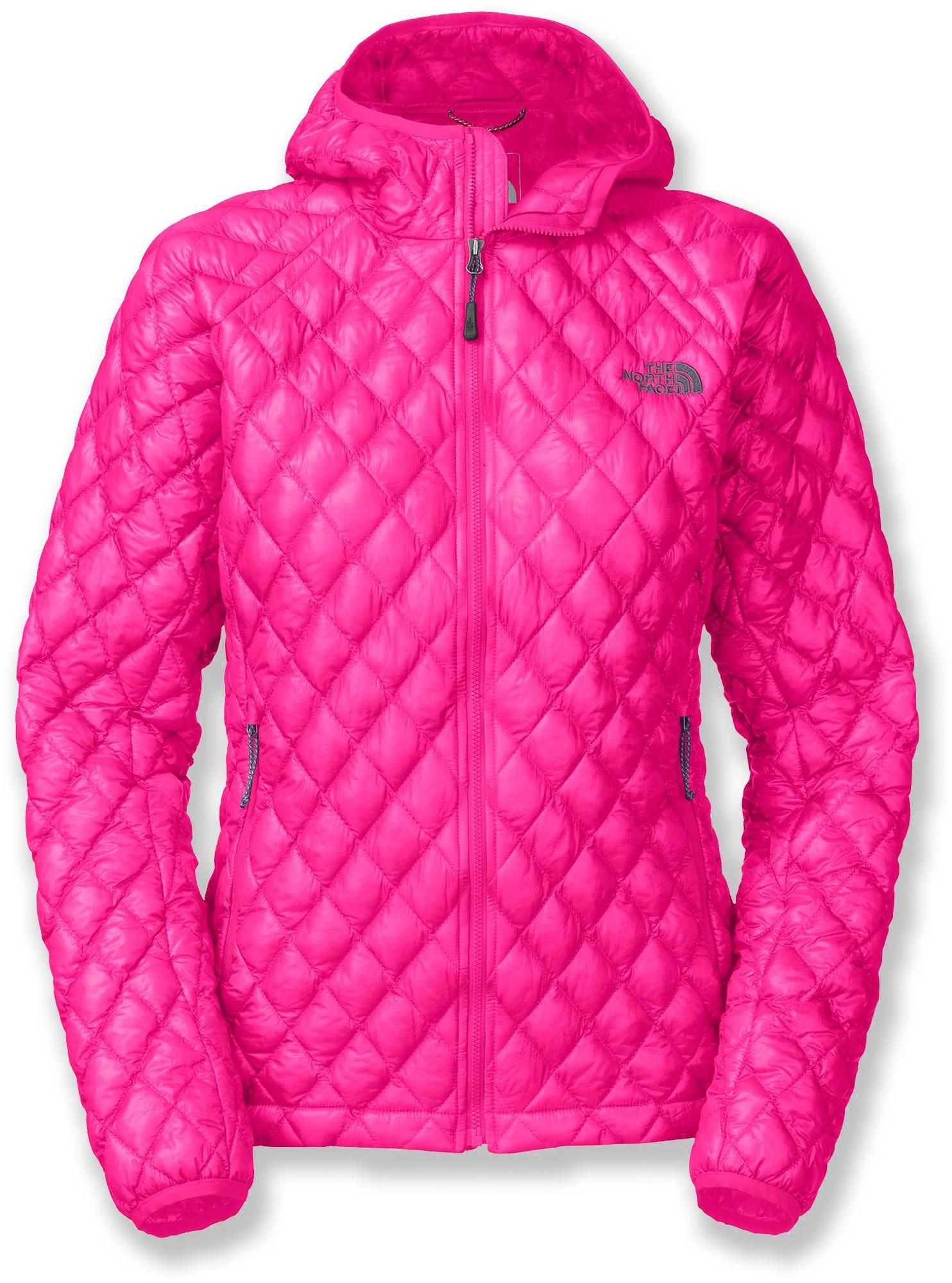 107957502 The North Face ThermoBall™ hoodie jacket for women puts ...