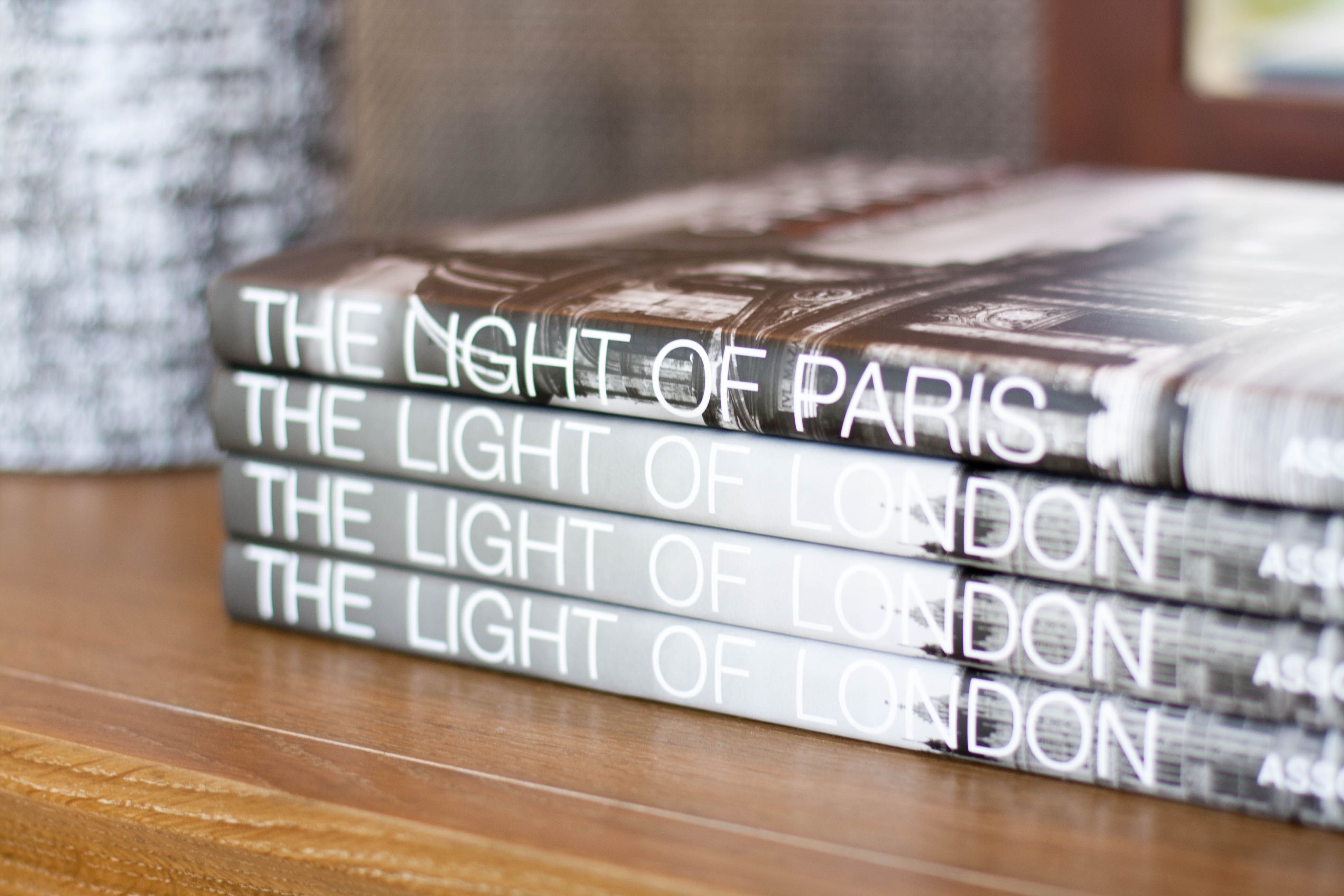 The Light Of Paris The Light Of London Coffee Table Books Buying Furniture Home Furniture Loft House