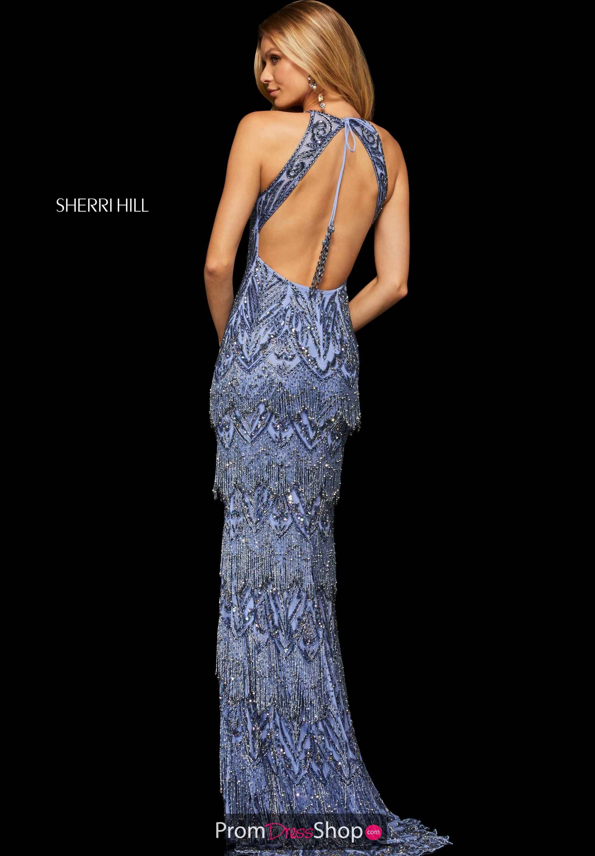 Sherri Hill Dress 52946 Promdressshop Com Beaded Dress Long Dresses Sherri Hill Dresses [ 2875 x 2000 Pixel ]