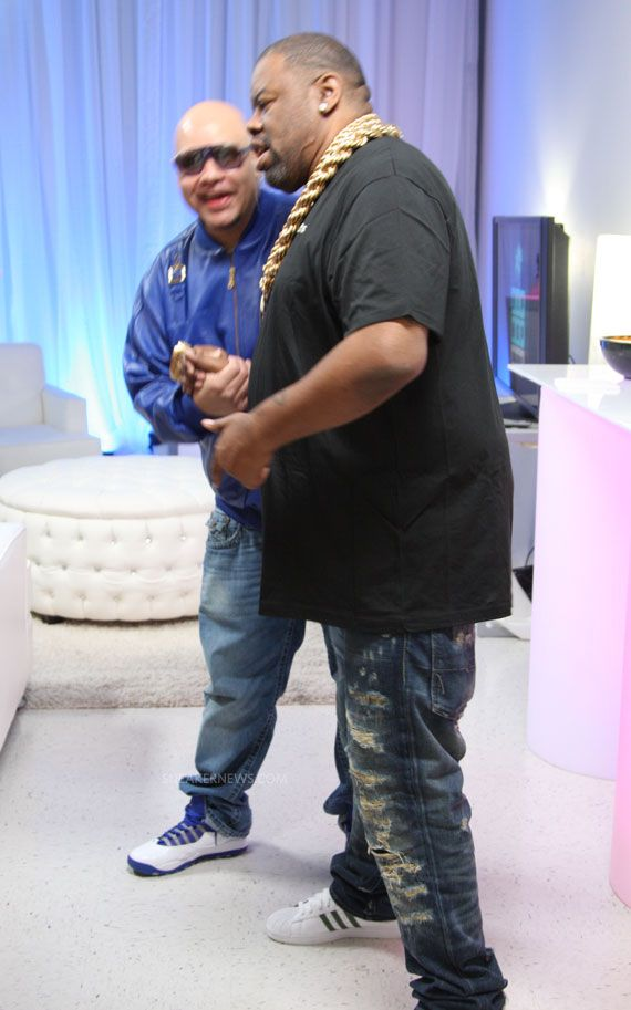 Celebrity Feet  Fat Joe - Air Jordan X  Old Royal  - SneakerNews.com ... 6e7b114ae65e