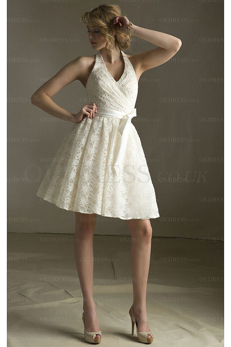 Maybe too short lace is nice bridesmaid dresses pinterest