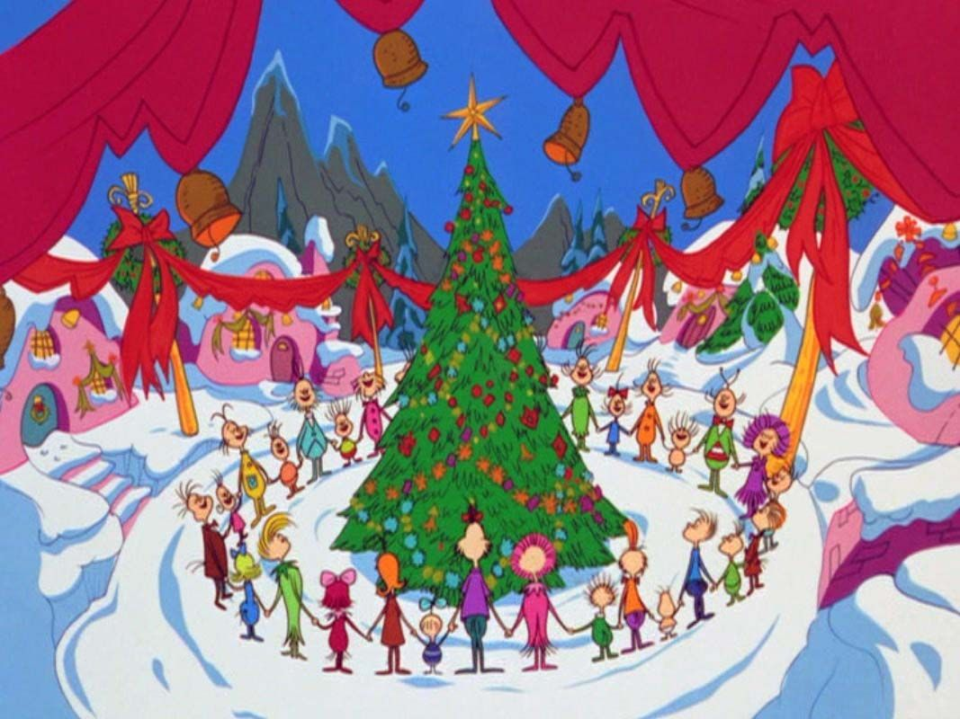 Whoville Hellogiggles Whoville Christmas Merry Christmas Happy Holidays Grinch Christmas