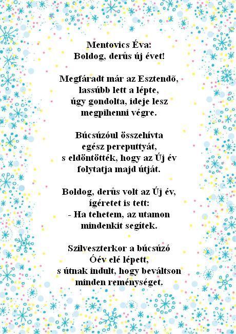 boldog új évet idézetek versek Pin by Irén on idézetek | Újévi kívánságok, Boldog új évet, Versek