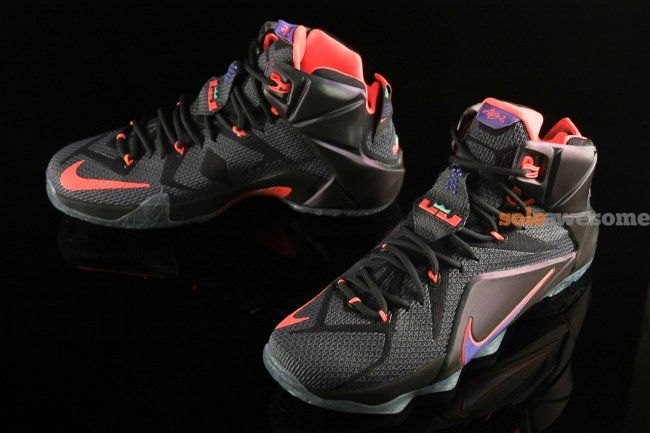 922fd83ee54 ... australia a third colorway of the nike lebron 12 has surfaced the shoe  apparently dubbed instinct