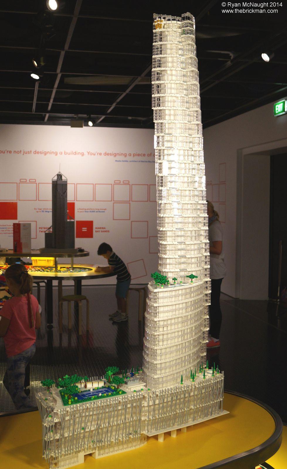 Barangaroo Lego architecture, Lego art, Lego models