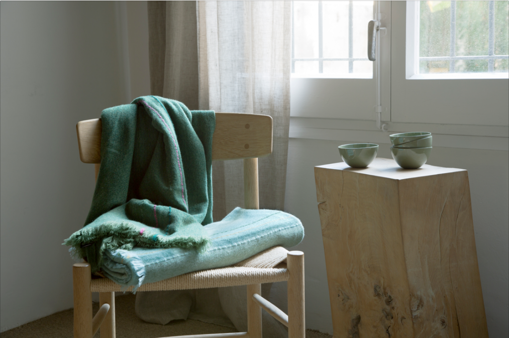 Cashmere Blanket Teixidors Con Imagenes Ropa De Hogar