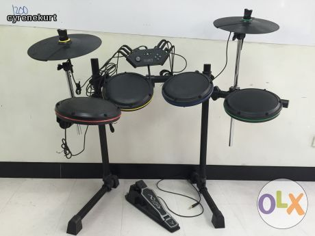 Ion Ied08 Drum Rocker Premium Drum Set Playstation 3 With