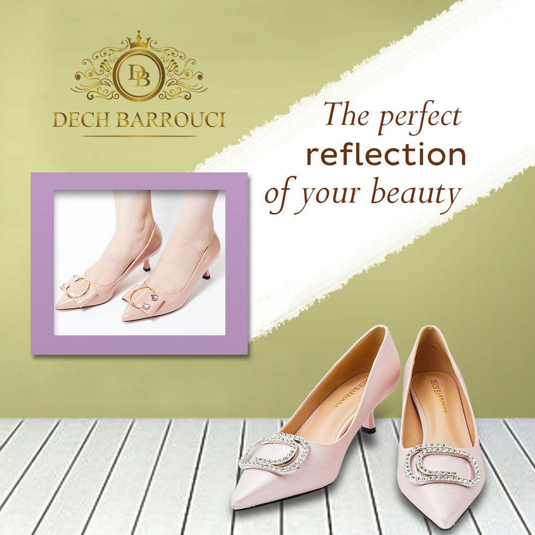 e7a80a80dd8 Pin by Dech Barrouci on Pumps | Latest ladies footwear designs ...
