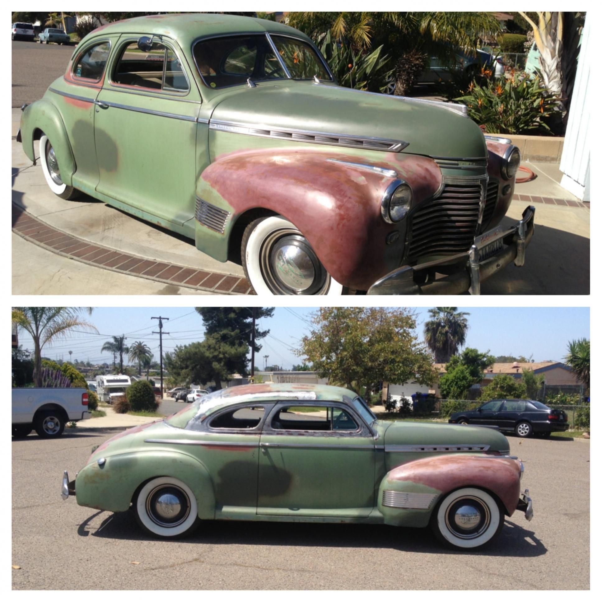 Ironclad S 1941 Chevy Custom Cars Lowrider Cars Chevy