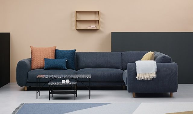 Awesome Campo   Stockholm Designer Stefan Borselius Has Created A Sofa For Swedish  Brand Fogia