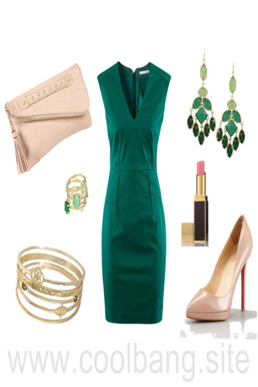 good in 2020 (mit Bildern)   Grünes kleid, Smaragd kleid