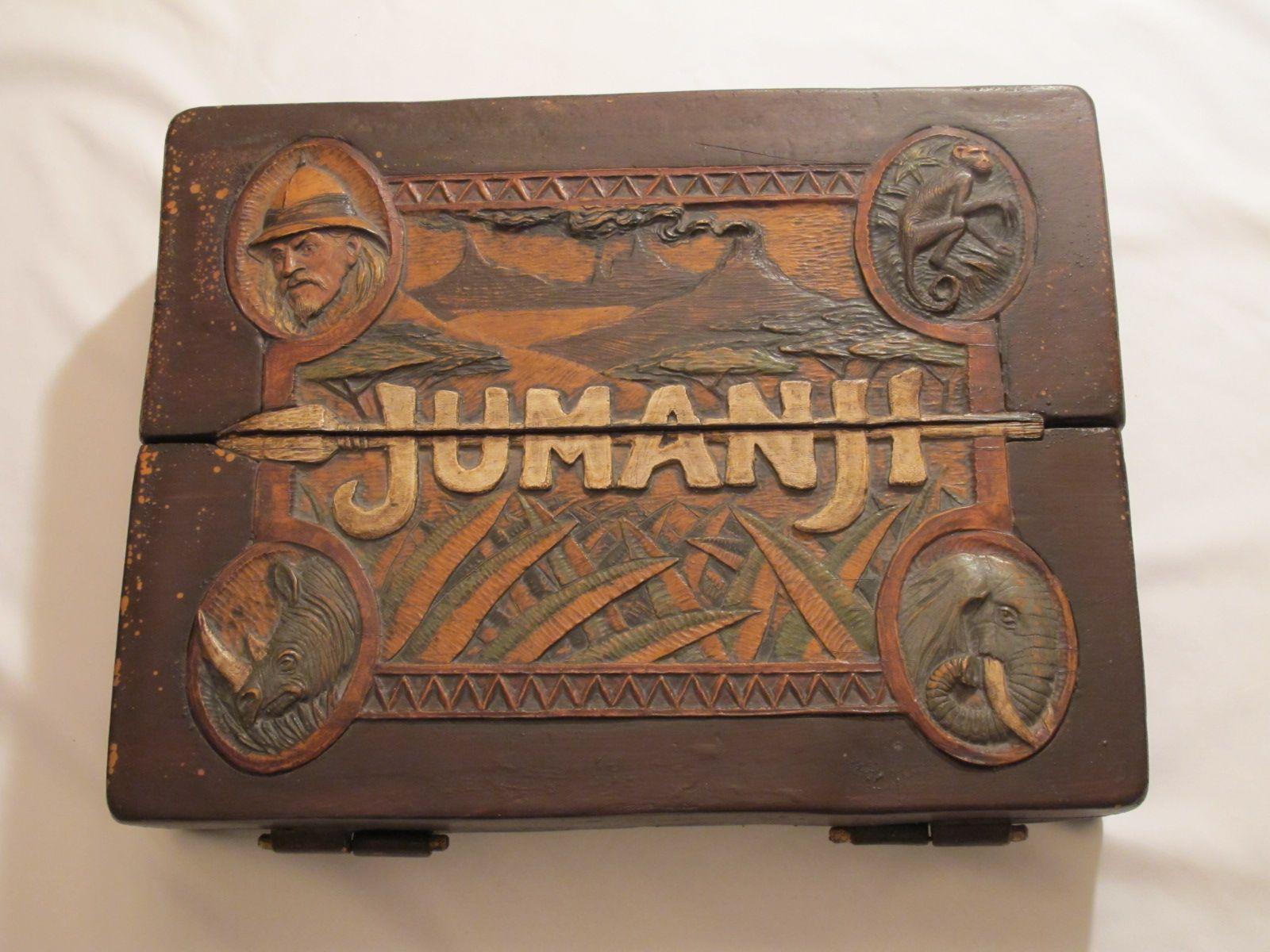 Original & ScreenUsed Jumanji Board *SOLD* Joe Johnston