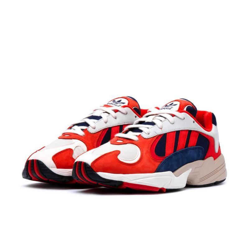 adidas Originals Yung 1 Sneakers In White B37615 | Sneaks in