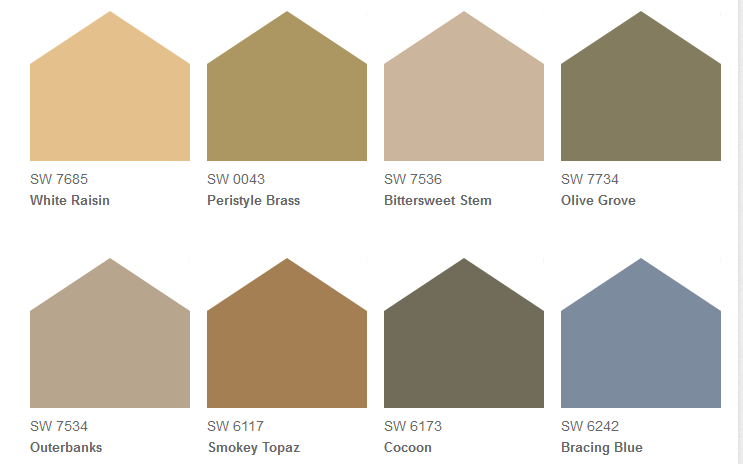 tuscan wall colors you match up your desired colors for your