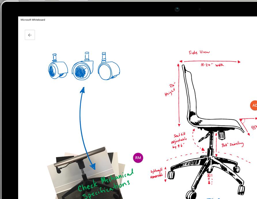 Microsoft Whiteboard - Digital Whiteboard App | Sehr Praktisch