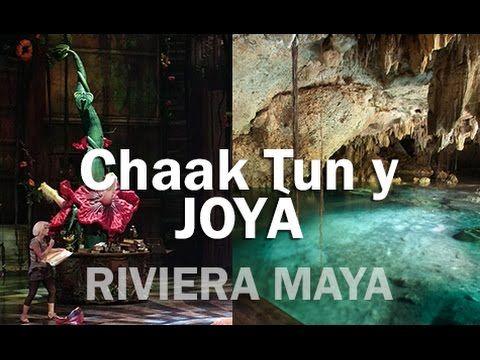 Chaak Tun y JOYÀ - RIVIERA MAYA