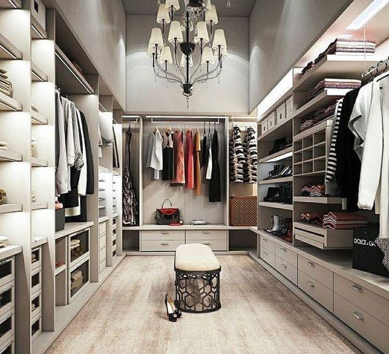 Elegant Closet Design Ideas For Your Home In 2020 Dream Closet