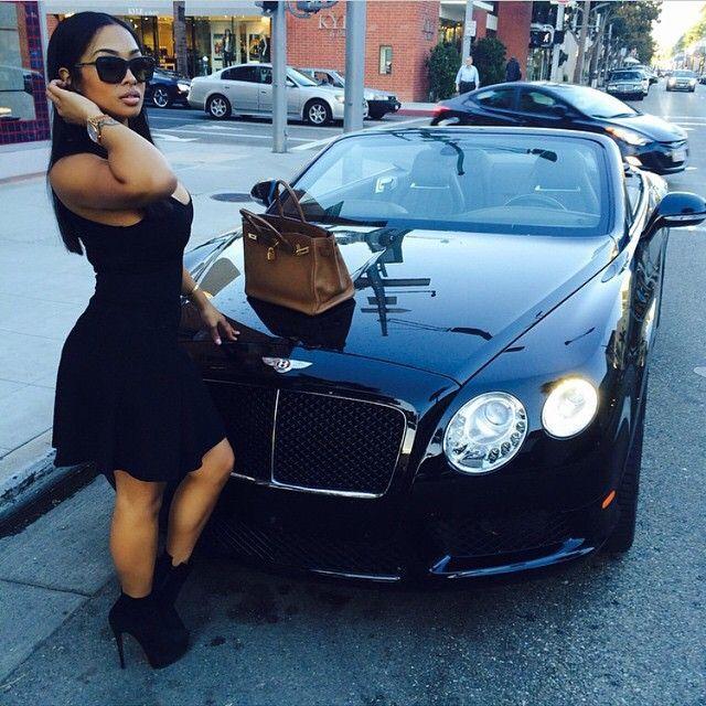 Gorgeous Custom Bentley: [ You're Beautiful ] . Love Anika @i1uvMYFAMILY