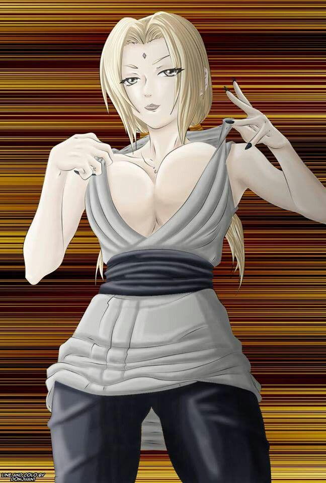 tsunade sexy comics lady