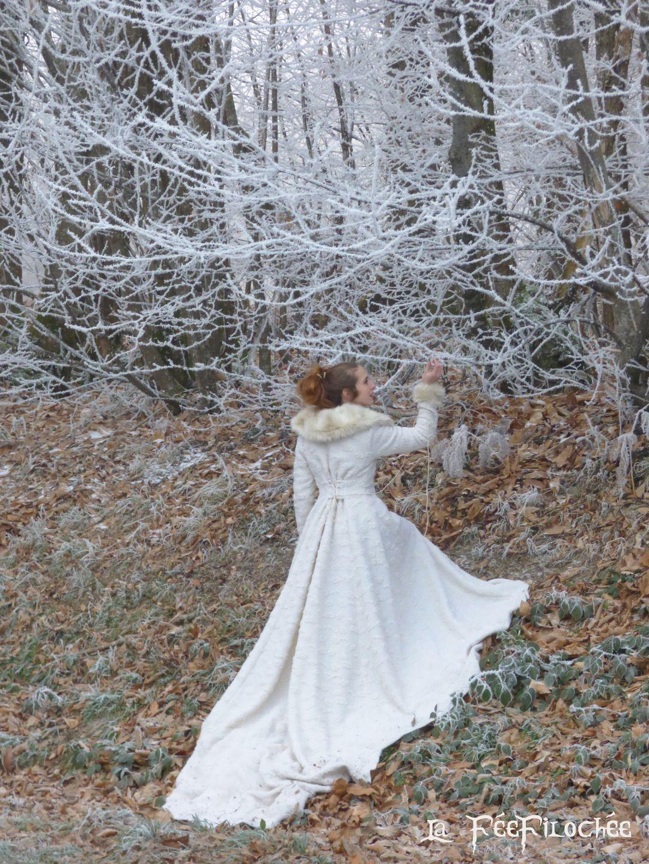 Fairy Tale - Robe De Mari U00e9e Fantastique D U0026 39 Hiver