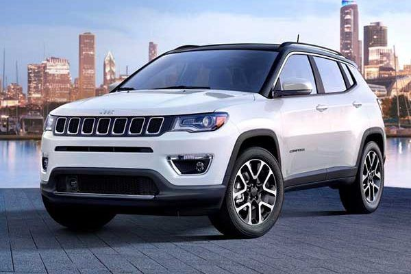 Jeep Compass Made In India Jeep Unveiled Check Price And
