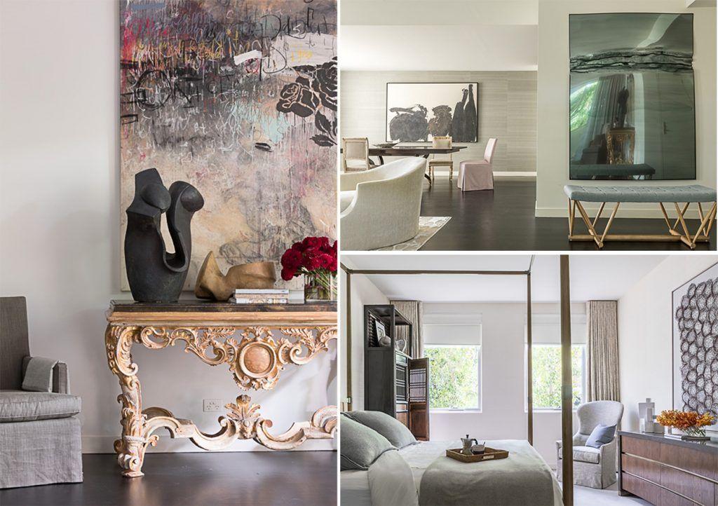 American Expat Thomas Hamel Welcomes Us Inside All Three Of His Striking Australian Homes Australian Homes Interior Design Bamboo Chair