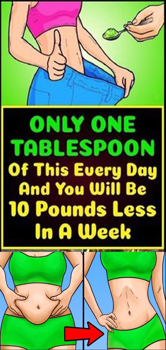 Only One Tablespoon Of This Every Day And You Will Be 10