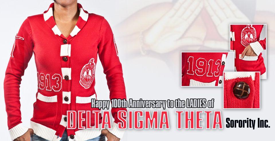 Tradition delta sigma theta sorority cardigan i my - Delta sigma theta sorority cardigans ...