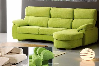 Sofas, tresillos, sillones, sofa cama, chaise longe, rinconeras, puff ...