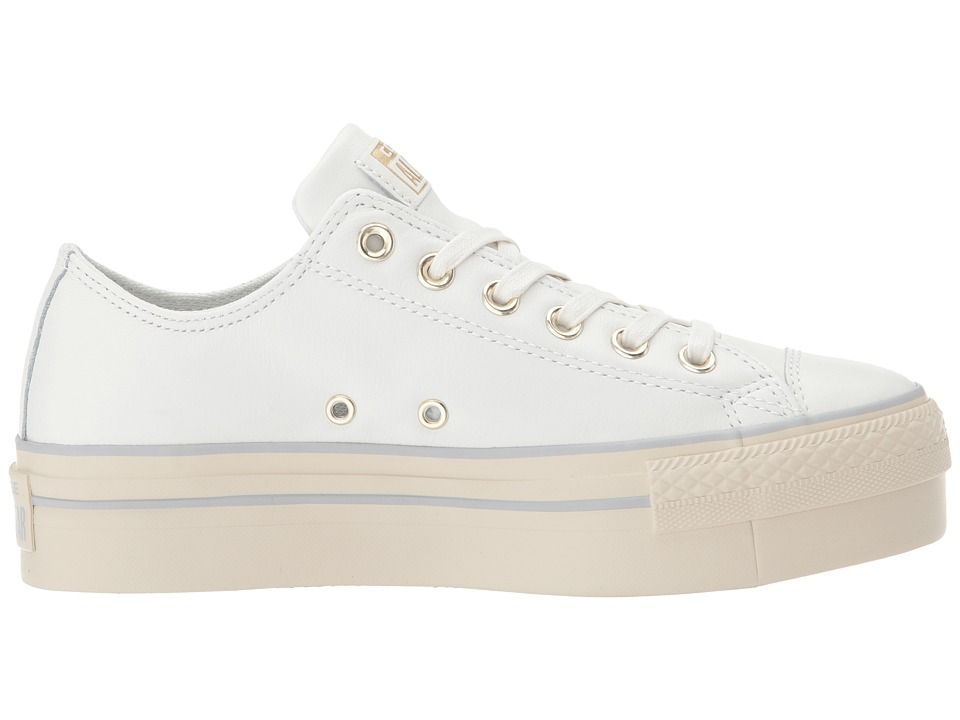 Converse Chuck Taylor(r) All Star(r) Platform Leather Ox