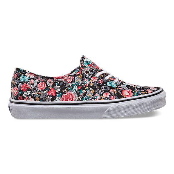 Floral Shoes | Shop Floral Shoes | Vans floral shoes, Floral