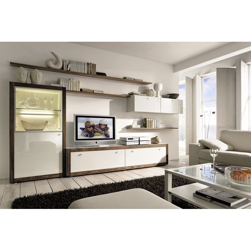 Mobila Sufragerie Living Harumi Tv Wall Unit Wall Unit Contemporary Tv Units