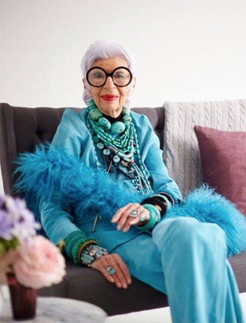 5 Things Iris Apfel Taught Us About Style (and Life) - PureWow