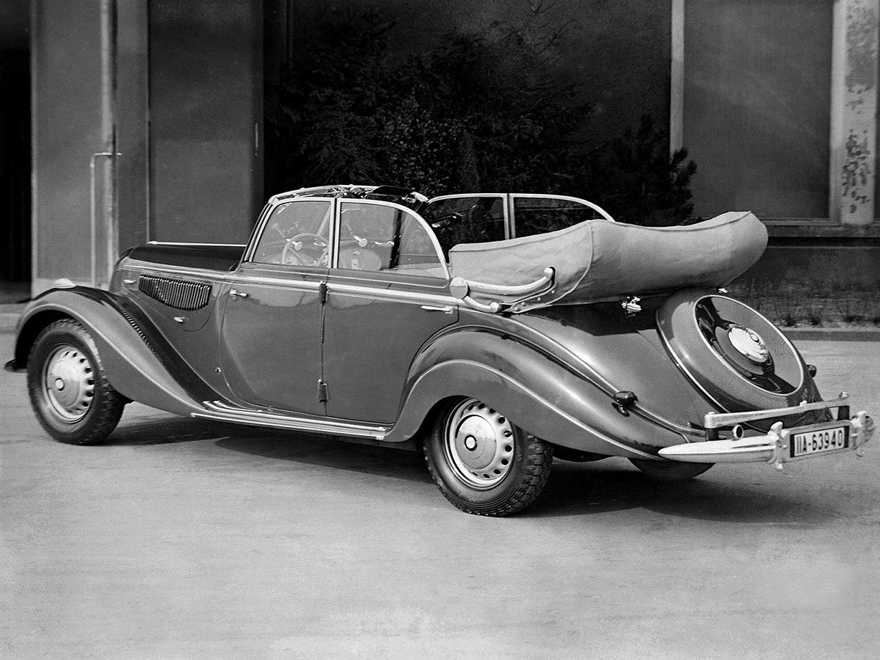 1939–41 BMW 335 Cabriolet | Mentalität | Pinterest | BMW, Classic ...