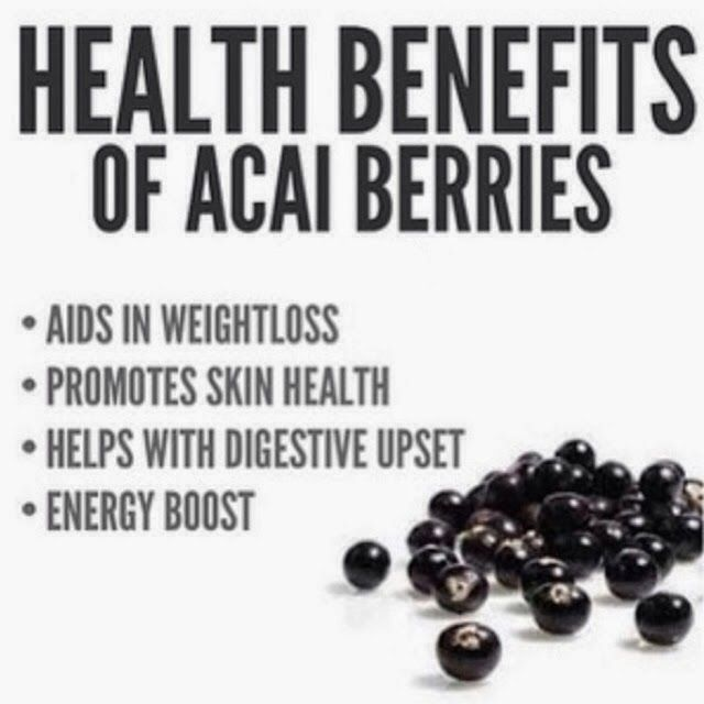 BIO E® World: Health benefits of Acai Berries