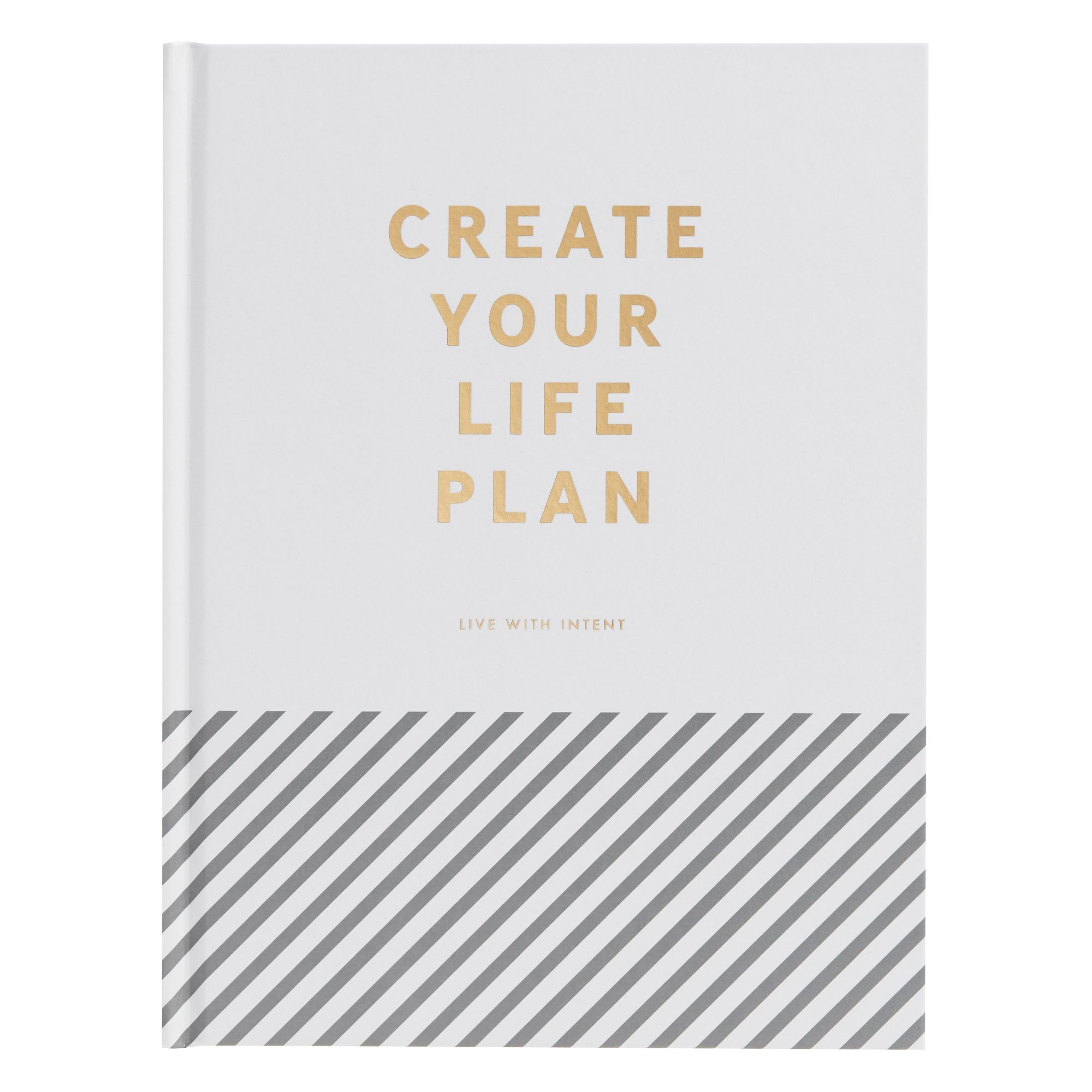 Inspire Yourself With This Gorgeous Create Your Life Plan Book Explore Your Passions Find Your Purpose And Set Goals To Life Plan How To Plan Create Yourself