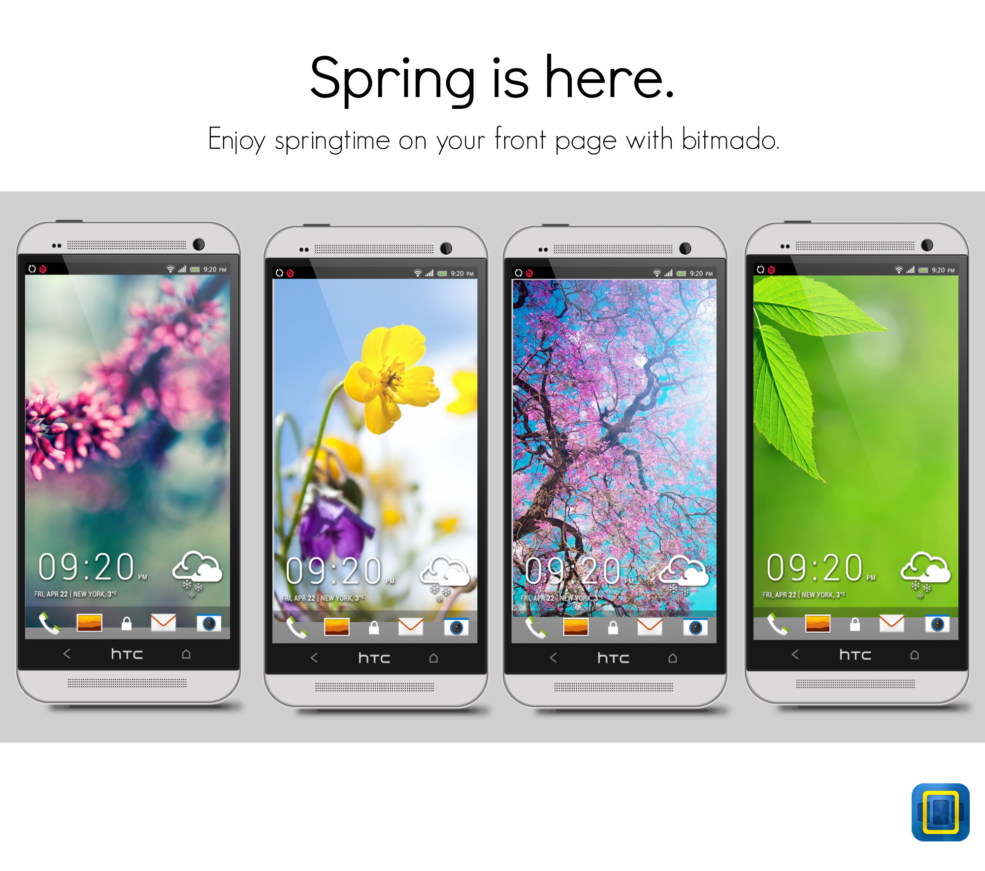 Free Spring Wallpapers For Your Lock Screen And Home