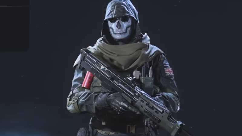 How To Unlock Ghosted Operator Skin In Call Of Duty Modern Warfare