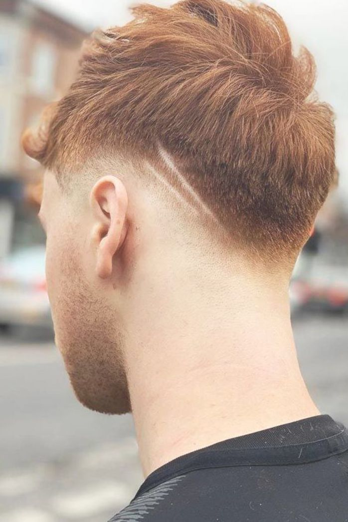 Short Texture With Hair Design ★ Fade haircut are one of the most requested for these days. The list of fade haircuts for men is as complete as the one for women, all you need is a proper source to get inspired with! ★