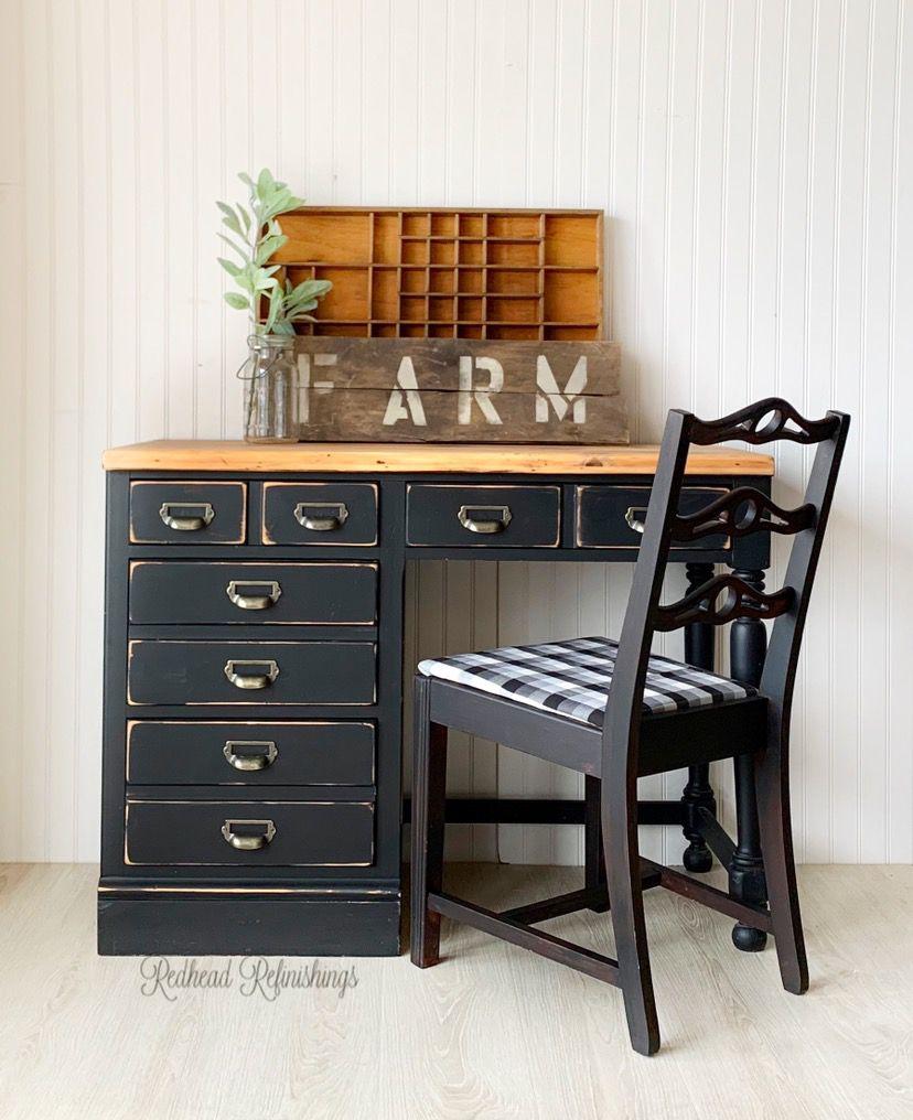 Farmhouse Desk Industrial Ethan Allen Furniture Pink Desk